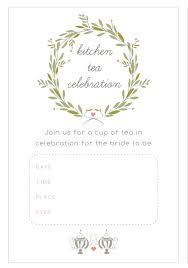 bridal shower invites free printable bridal shower invitations