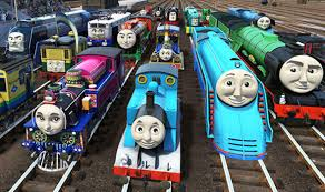 Racism Row Hits Thomas Tank Film Fans Slam U0027ridiculous Pc