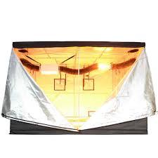 lagarden hydroponics grow tent 100 reflective mylar non toxic