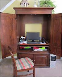 Home Office Computer Desk With Hutch by Furniture Study Furniture Armoire Computer Desk Computer Chair