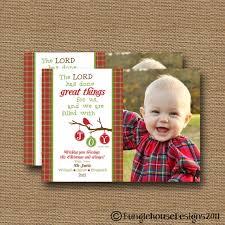 christian christmas photo card printable scripture christmas