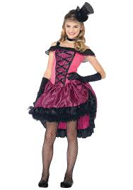 Monster High Halloween Costumes Girls Halloween Costumes For Teenage Girls Teen Can Can Costume