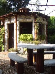 creative energy backyard bar bq smoke house gazebo