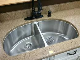 Replacing Kitchen Faucet In Granite by Installing Undermount Kitchen Sink Elegant Kitchen Sink Installing