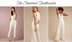 wedding jumpsuit this is how to style a wedding jumpsuit on your big day bridalpulse