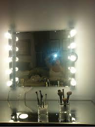 Diy Vanity Lights Great Light Bar Vanity My Diy Hollywood Girl Inspired Mirror And