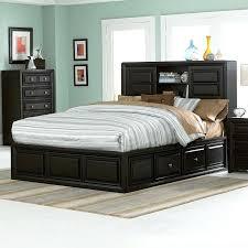 platform bed with headboard impressive queen platform bed with