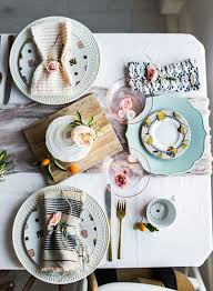 Pictures Of Table Settings Best 25 Mismatched Table Setting Ideas On Pinterest Mismatched