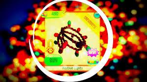 animal jam item glitch festive lights
