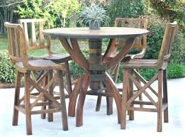 ideas western outdoor furniture or designs 1 72 western themed patio