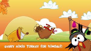 thanksgiving app ninja turkey thanksgiving android apps on google play