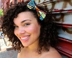 hair with headband protective headband hergivenhair