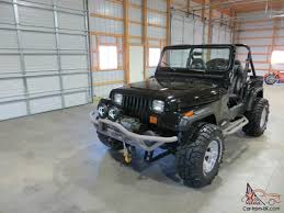 black jeep wrangler unlimited custom jeep wrangler custom black no reserve