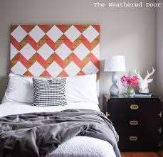 Easy Home Projects For Home Decor Remodelaholic 20 Diy Geometric Projects For Your Home