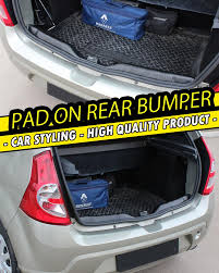 renault stepway 2011 pad on the rear trunk for renault sandero stepway 2009 2010 2011