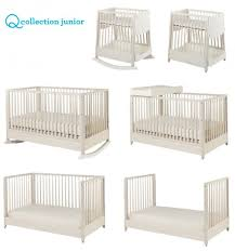 Baby Crib Convertible To Toddler Bed Maclaren Moderne Crib Our Baby Pinterest Crib