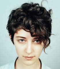 medium length haircuts for curly thin hair