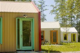 tiny house studio studio elmo vermijs designs tiny houses for the homeless in the