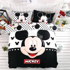 Mickey Mouse Bed Sets Mickey Mouse Bed In A Bag Mickey Mouse Bedding For