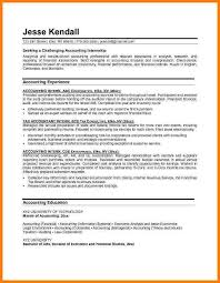 internship resume objective personal resume sample objectives