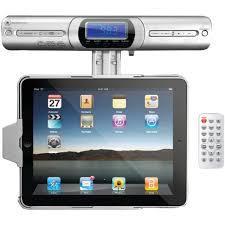 best under cabinet radio amazon com innovative technology under cabinet ipad player dock