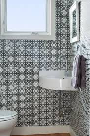 small powder bathroom ideas top 25 best small bathroom wallpaper ideas on half