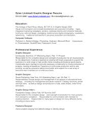 Graphic Designers Resume Samples by Nice Graphic Designer Resume Sample With Education And