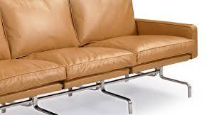 pk31 sofa canyon premium leather kardiel