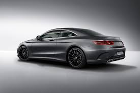 grey mercedes a class the mercedes s class coupe gets fitted for the