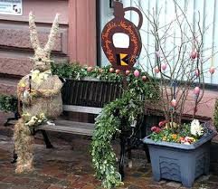 outdoor decorations excellent outside easter decorations minimalist exclusive outdoor