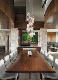 an elegant calgary home inspired by big sky country western living the dining room acts as a central focus to the main floor it s the first room visitors enter