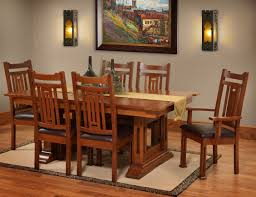100 mission style dining room furniture this amish built