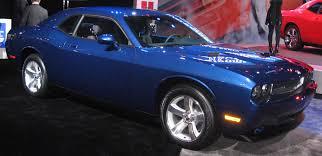 Dodge Challenger 2008 - file 2009 dodge challenger se ny jpg wikimedia commons