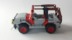 jurassic park car toy lego jurassic park jeep album on imgur