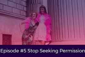 Seeking Episode 5 Episode 5 Stop Seeking Permission Goddess Toe