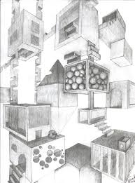 2 point perspective two point perspective by ritawolf on