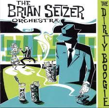 the brian setzer orchestra biography albums links