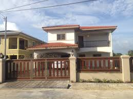 cunupia two story house for sale realspacestt com
