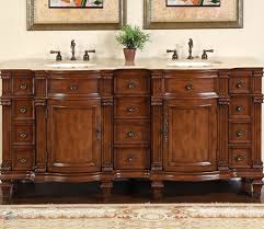Bathrooms With Double Vanities 6 Best 72 Inch Double Sink Bathroom Vanities Reviews U0026 Guide 2017