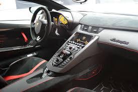 Lamborghini Murcielago Interior - all new 2016 lamborghini lp750 4 aventador sv interior exterior