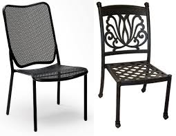 Metal Outdoor Dining Chairs Fresh Metal Outdoor Dining Chairs On Home Decor Ideas With Metal