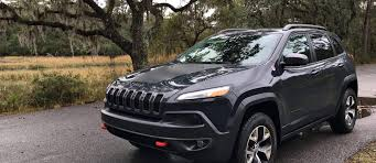 jeep cherokee grey 2017 2017 jeep cherokee trailhawk hd road test review plus 2 videos