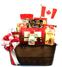 gift baskets canada tiered gift baskets in canada make impressive gifts nancy s