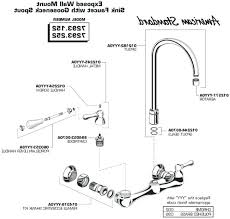 price pfister kitchen faucet parts diagram price pfister faucet parts diagram faucet replacement parts for