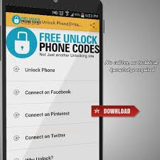 free for android phone unlock phone unlock codes for android free and software