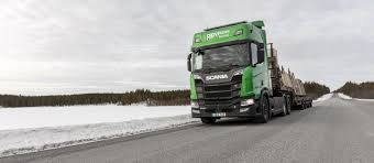 no road for a weakling scania group