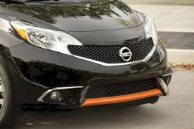 nissan versa front bumper 2016 nissan versa note u0027color studio u0027 bound for la show w video