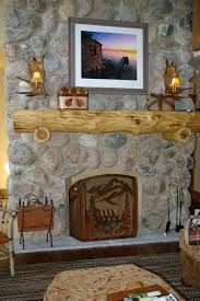rock fireplace mantel best 25 stone fireplace mantel ideas on
