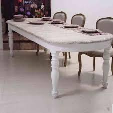 tavolo ovale legno tavoli legno provenzali e shabby chic novit罌 etnico outlet