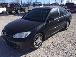 honda civic 2005 ex 2005 honda civic ex special edition 4dr sedan in springdale ar